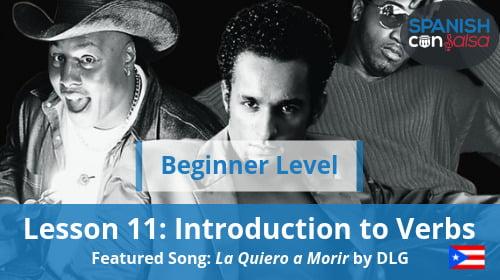 Beginner Lesson 11