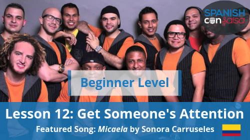 Beginner Lesson 12