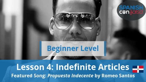 Beginner Lesson 4