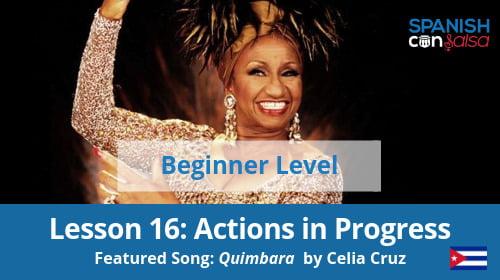Beginner Lesson 16