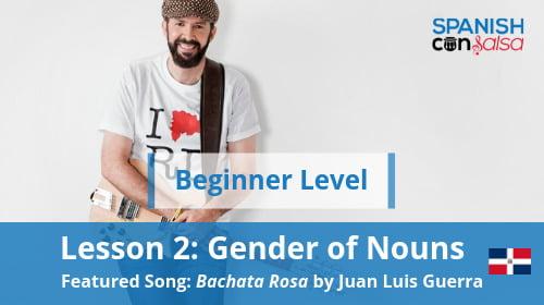 Beginner Lesson 2