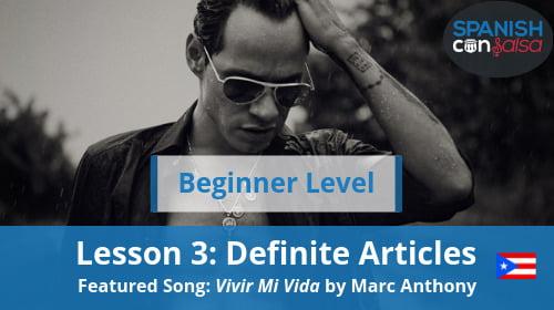 Beginner Lesson 3