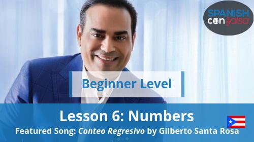 Beginner Lesson 6