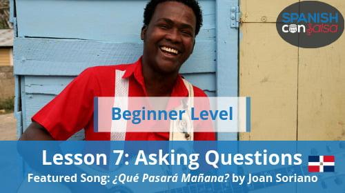 Beginner Lesson 7